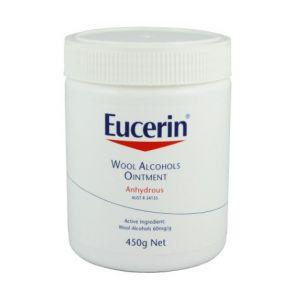 Eucerin Ointment Jar 450G