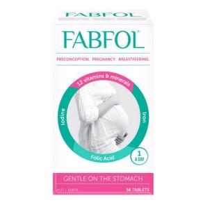 Fabfol Plus Tablets 56