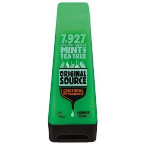 Original Source Shower Gel Mint & Tea Tree 250Ml
