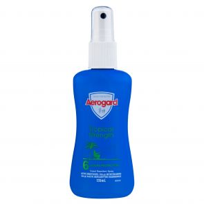 Aeroguard Tropical Strength Pump 135Ml