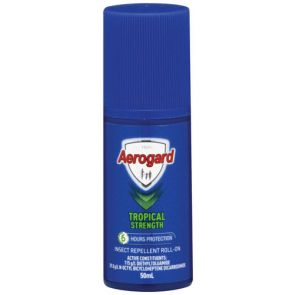 Aeroguard Tropical Strength Roll On 50Ml