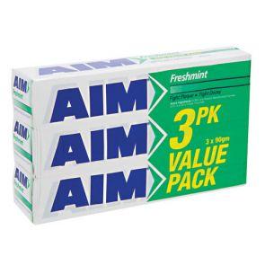 Aim Minty Gel Toothpaste 90G 3