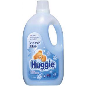 Huggie Fabric Softner Classic Blue 2 Litres