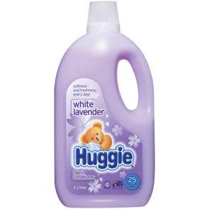 Huggie Fabric Softner White Lavender 2 Litres