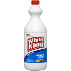 White King Bleach Regular 1.25L