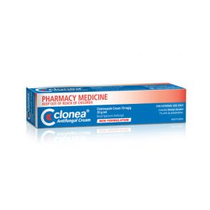 Clonea Cream 1% 20G
