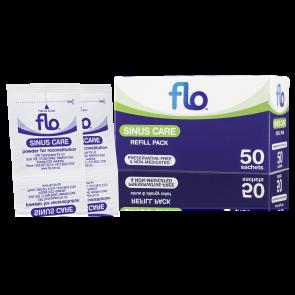 Flo Sinus Care Refill Sachets 50