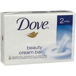 Dove Beauty Bar Regular 2 X 100G