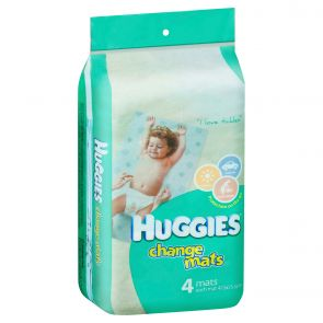 Huggies Change Mat