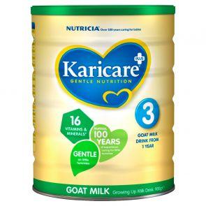 Karicare+ 3 Goat'S Toddler 1-2 Years+ 900G
